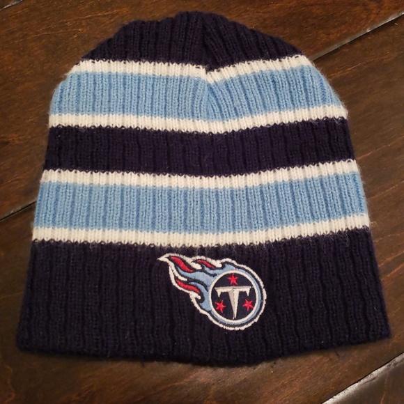 2ccf0c2fd1248 Tennessee Titans NFL Beanie Winter Hat Cap. M 5bf38460a31c3315b02999d5